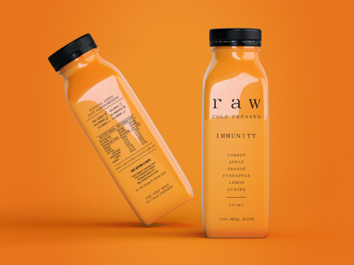 RAW COLD PRESSED